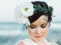 Bridal veils, hats, and hair adornments