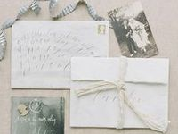 Wedding invitations and other gorgeous paper goods