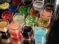jello shots & shooters of all kinds