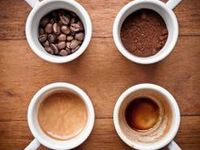 espresso makers, coffee pots, anything that gets you going in the morning