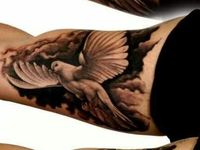 17 best images about sick tats on pinterest sleeve clock tattoos and sleeve tattoos. Black Bedroom Furniture Sets. Home Design Ideas