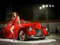 Pinup , Rockabilly - Girls and Cars Four