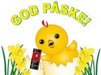 god påske, Fröhliche Ostern, joyeuses Pâques, glad Påsk, Hyvää Pääsiäistä, sinceri auguri, vrolijk paaschfeest and many more