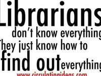 This board contains ideas pertaining to libraries, particularly school libraries, and classroom activities that are useful to teachers.