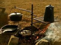 Camping - Fire / Camp Kitchen