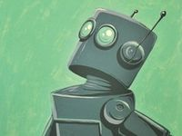 Futurismo + Sci-Fi + Space Art + Horror