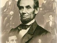 Our 16th President Abraham Lincoln is my 4th cousin 5x removed. Which means we also share the same Grandfathers