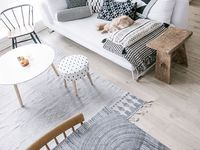 Woon kamer on Pinterest  Interieur, Grey Couches and Sofas