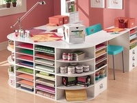 Craft Room Organisation