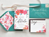 INVITATIONS // ANNOUNCEMENTS