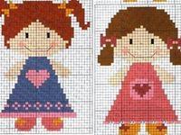 Craft Cross-Stitching