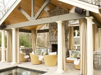 Patios. Landscaping. Pools. Exterior Design.