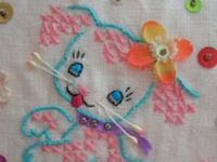 embroidery designs and inspiring stitches