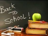 Back to school and all things school
