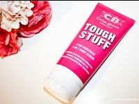 TOUGH STUFF 3 in 1 Body Scrub Reviews / Great reviews from Beauty Bloggers of our Tough Stuff scrub!