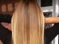 Love long blonde hair.