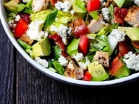 salads on Pinterest | Kale Salads, Salad and Vinaigrette