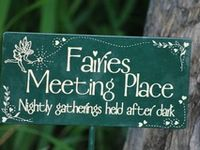 Gnomes,Faries, Elfs and Hobbits in your garden...