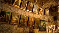 "Icon corners of the World / Greek iconostasia at homes, little altars on streets, Retablos, Shrines and little ""improvised"" places of worship and veneration for all religions all over the world"