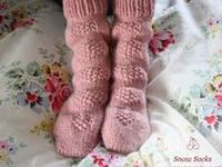 Needlework-Knitting-Socks Leg Warmers Mukluks Slippers Boot Socks Thights etc