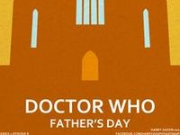 doctor who father's day izle