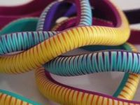 Polymer Clay Braclets