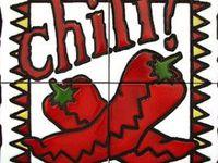 Everything Chili Pepper ;-) on Pinterest | Southwest Kitchen, Murals ...
