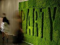 Living / Vertical Green Walls