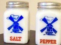 Salt och peppar/Salt and pepper
