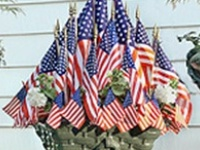 July 4th recipes, crafts, and decorations