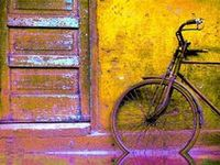 Bicycle Art to Inspire