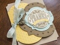 Amazing cards and tags created with Stampin' Up! products