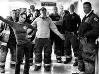 Chicago Fire and PD