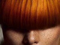 Red hair - rood haar
