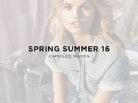 Spring Summer 16 Capsules: Women / Spring Summer pieces from Onepiece