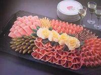 Tábua de Frios, Meat and Cheese Platters, Anti Pasti Platters