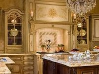 French Country Cabinets Kitchen Kitchens On Pinterest Pins Jpg