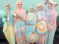Hijab on Pinterest | Hijab Tutorial, Turban Style and Hijabs