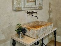 Old Stone Sinks : + images about Old stone sinks on Pinterest Close up, Kitchen sinks ...