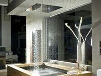 On Pinterest Luxury Bathrooms Rain Shower Bathroom And Bathroom