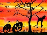 Art Class: Fall