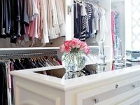 Closet/ Clothes storage
