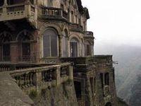 Haunted hotels around the world.