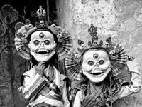 Masks from around the world