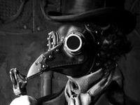 Steampunk, neo-victorian/victoriana, mechanical, cogs