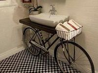Two Wheels & A Lady... & A Home