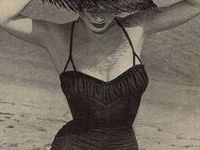 1950-60 Baño vintage