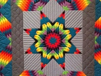 Native American consider Star Blankets great gifts and have them in their home.