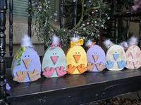 Easter  Crafts  Ideas  Food & Decor