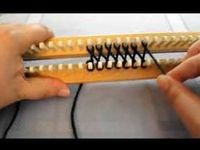 There are lot's of us that love to learn loom knitting and this way we can share pins among us.